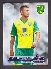 Topps Premier Gold 2013 - Base # 161 Anthony Pilkington - Norwich