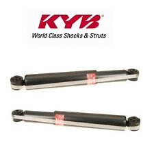NEW Jeep Commander 2006-2010 Pair Set of 2 Rear Shock Absorbers KYB 349230