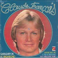 CLAUDE FRANCOIS CD LE VAGABOND vinyle replica NEUF