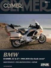 BMW K1200RS, LT AND GT 1998-2010 (Clymer Motorcycle Repair), Penton Staff, New B