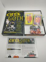 Chez Goth by Steve Jackson Games - Complete with Cards & Tokens in Box, Munchkin
