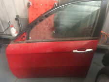 Alfa 147 Passenger front door, complete with wiring, speaker and glass