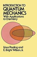 Introduction to Quantum Mechanics with Applications to Chemistry (Dover Books o