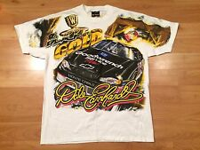 2000 NASCAR DALE EARNHARDT BLACK GOLD T SHIRT MENS LARGE CHEVY MONTE CARLO CHASE
