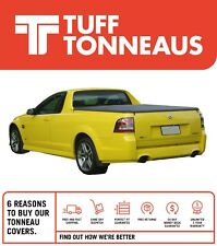 Holden VE VF Commodore 2007 to 2018 Clip On Ute Tonneau Cover