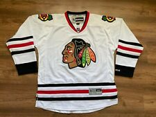 NHL CHICAGO BLACKHAWKS HOCKEY SHIRT JERSEY REEBOK