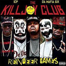 Killjoy Club - Reindeer Games [New CD] Explicit