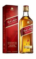 Johnnie Walker Red Label Old Scotch Whisky Astucciato 70 CL 40% Vol Whit Box