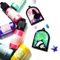 Crafts Pigment Gel Pearlescent Mica UV Resin Epoxy Powder DIY Crafts Decor Tools