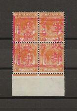 """MALAYA """"JAP OCC"""" 1942 SG J46 MNH Cat £350"""