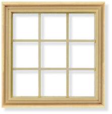 1:12 Dolls House Miniature Georgian Window Frame-DIY003