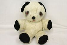 "Vintage 1950's Gund Teddy Bear J. Swedlin 11"" Stuffed Sani-Foam Mohair body"