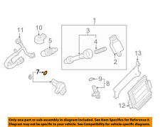 NISSAN OEM Ignition-Camshaft Sensor Seal 221314M505