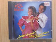 GITTE & KLAUS CD: JETZT KOMMT MUSIK INS HAUS (DSB MUSICANDO 2160042)