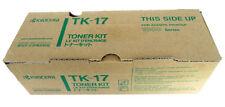 Toner Original Kyocera TK-17 Schwarz