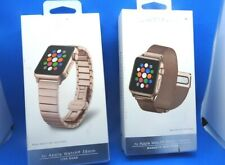 Platinum Apple Watch 38mm Band Bundle Set *FREE SHIP*