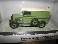 1:43 premium classixxs fenómeno granito 25 Green-dark green Limited Edition OVP