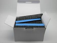 100 x Black Adhesive Stick On Wheel Weights 100x60g - 5g/10g Per Strip