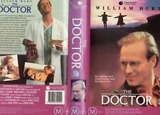 THE DOCTOR - William Hurt  VHS - PAL - NEW - Never played! - Original Oz release