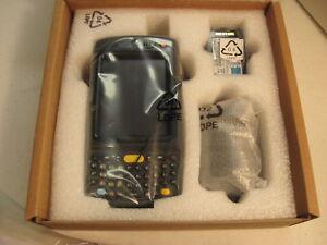 *NEW* SYMBOL MOTOROLA MC7090-PK0DCQQA7WR 2D/1D BARCODE QWERTY WIFI COMPLETE KIT