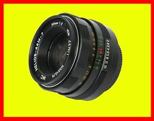 Helios 44M-7 MC Soviet lens f/2/58mm M42 mount,8 blades,Krasnogorsk,new-old