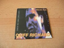 3 Inch Maxi CD Cliff Richard - I just don`t have the heart -  1989 - SAW