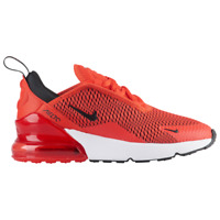 Nike Air Max 270 Habanero Red Black White AH8050 601 GS Women Men size