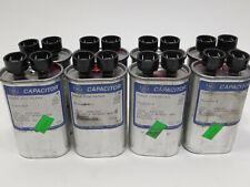 Lot of 8 Each GE Capacitor 23L6545R-R Dielektrol III