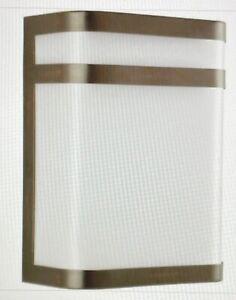 "Progress Lighting P5801-20 Valera Outdoor Wall Light Antique Bronze 11""x4""x8-5/8"