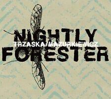 Jacek Mazurkiewicz, Mikołaj Trzaska - Nightly Forester CD / Mikolaj Trzaska