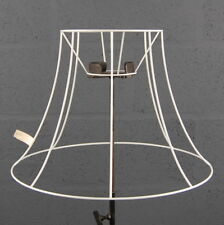 "18"" Bowed Empire Traditional Light Shade Wire Frame for DIY Lampshade"
