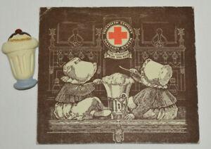 1904 J Hungerford Smith 20th Century Sanitary Fountain Trade Card Worlds Fair IL