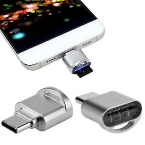 3.1 Type C Memory Card Reader Adapter for Micro SD /SDXC  /SDHC TF T Flash USB