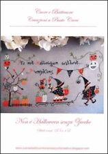 10% Off Cuore e Batticuore X-stitch Chart-Non e' Halloween senza Zucche