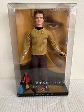 NEW 2009 Barbie Ken Star Trek Captain Kirk Doll Uniform Pants Male Muse Loose