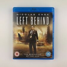 Left Behind (Blu-ray, 2014)