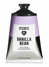 Victoria's Secret Pink New! Body Cream VANILLA BEAN with Shea Butter 100ml