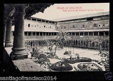1538.-PALMA DE MALLORCA -Vista general del Claustro de San Francisco