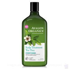 Avalon Organics Tea Tree SCALP TREATMENT CONDITIONER 312g