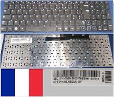 "Clavier Azerty Français SAMSUNG 300 Series 15.6""  BA59-03076B 9Z.N5QSN.10F NOIR"