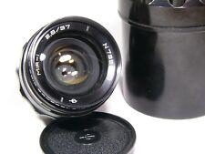Mir-1 2.8/37mm Grand Prix Brussels 1958 lens #739660 M42 Russian Flektogon 1B
