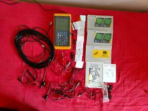 Philips Fluke PM97 50 MHz Scopemeter (Oszilloskop) - mit viel Zubehör