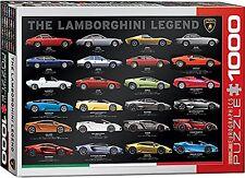 Lamborghini Legend 1000 piece jigsaw puzzle  680mm x 470mm   (pz)