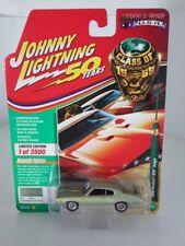 Johnny Lightning 1:64 Pontiac GTO Judge 1969 limelight green JLMC019B Brand new