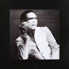 MARILYN MANSON The Pale Emperor -2LP / White Vinyl - Limited + 3 Artprints