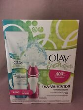 Olay Fresh Effects  Powered Contour Cleansing System Va Va Vivid