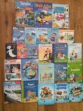 Kinderbücher Sammlung/Bücherpaket von insgesamt 25 Büchern - guter Zustand