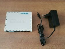MIKROTIK hAP AC Lite 2.4/5GHz AP 802.11ac PoE-out USB for 3G/4G International