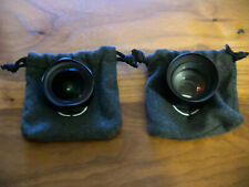 New ListingMoment V1 Lenses- 18mm Wide And 60mm Tele Pristine Condition iPhone/Smartphone
