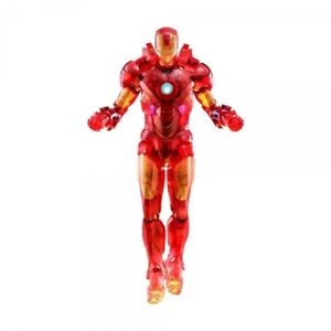 Iron Man 2 MM Actionfigur 1/6 Iron Man Mark IV (Holographic Version) 2020 Toy ..